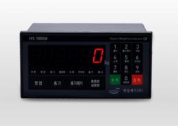 HS1000A,산업용 전자저울,인디케이터,외부 디스플레이