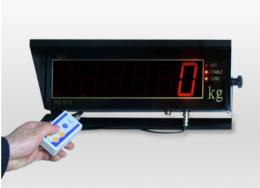 HS-915,산업용 전자저울,인디케이터,외부 디스플레이