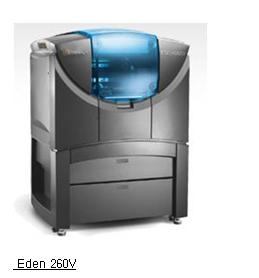 다양한 재료사용이 가능한 고해상도 Stratasys(스트라타시스) Object 3D프린터(고무재질,투명재료등)