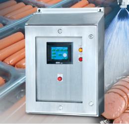 식품 안전 스프레이 시스템, 자동화시스템, 스프레이 제어