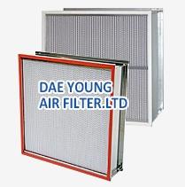 초고온용 필터, 고온용 필터, 고온살균용 필터, 에어필터, 공조용필터, 공조필터, 실리콘필터, 세라믹필터