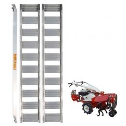 농기계 운반상하차용사다리 6자 0.5톤, 알루미늄사다리