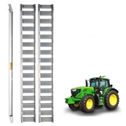 농기계 운반상하차용 사다리 13자 4톤, 알루미늄사다리