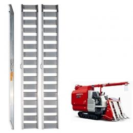 농기계 운반상하차용 사다리 12자 3.5톤, 알루미늄사다리