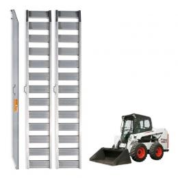 농기계 운반상하차용 사다리 10자 3.5톤, 알루미늄사다리