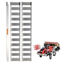 농기계 운반상하차용 사다리 8자 1톤, 알루미늄사다리