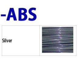 ABS- 필라멘트 Silver