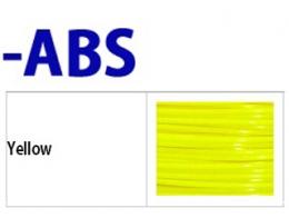 ABS- 필라멘트 Yellow