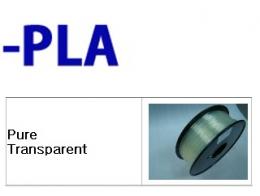 PLA - 필라멘트 Pure Transparent