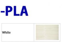 PLA - 필라멘트 White