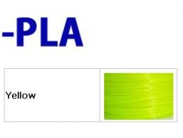 PLA - 필라멘트 Yellow