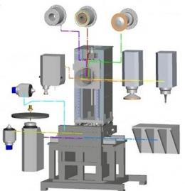 모듈식 그라인딩 장비 시스템