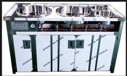 두부제조기,두부도넛,업소용,만두찜기,콩국제조기,현대종합기계