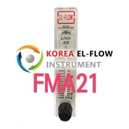 [FLOWMETER] 판넬형부유식면적유량계 FM시리즈- FMA