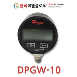 디지털압력계,디지탈압력계,압력계,드와이어,DPGW,DPGA