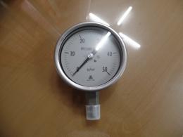 우진계기 압력게이지 WOOJIN PRESSURE GAUGE 50 kgf/cm²