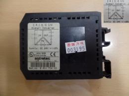 ENTRELEC 파워서플라이 SIGNAL-CONVERTER/DC 24V +/-15% C.A.I.S.-E I/V