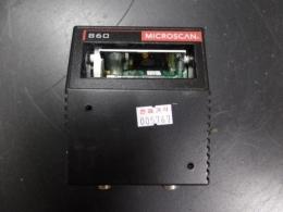 MICROSCAN 바코드스캐너 06년식 MS-860/FIS-0860-0100(0657576)