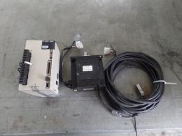 YASKAWASERVOPACK/AC SERVO MOTORSGDV-120A01A/SGMPS-15ACA61