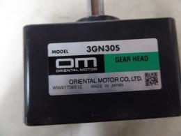 ORIENTAL MOTOR 오리엔탈모터 GEAR HEAD 3GN30S