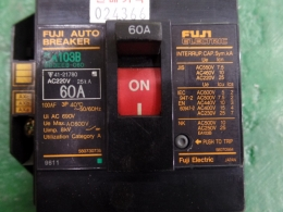 FUJI ELECTRIC	FUJI AUTO BREAKER	EA103B