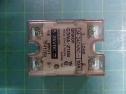 OMRONSOLID STATE RELAYG3NA-210B