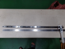 LM GUIDE (L:870mm, W:23mm, H:18mm)