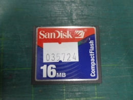 SANDISK CompactFlash SDCFB