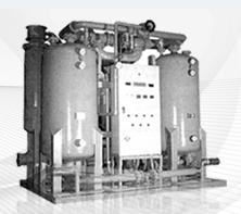 히터 외장형 흡착식 에어드라이어 / 제습기 / DSE시리즈 흡착식 에어드라이어