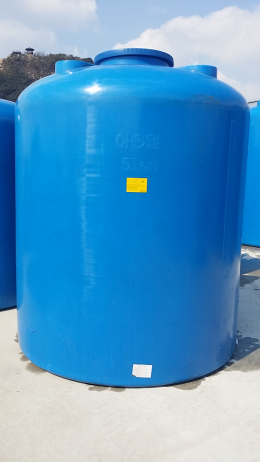 KS 원형 물탱크 5톤 신제품