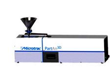 입도분석기 MicroTrac PartAN 3D (3D 입자형상분석기) *