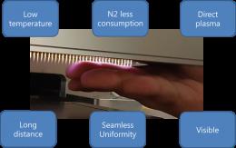 V-N2 대기압 플라즈마 표면 처리 장비 *