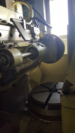 기어호빙기 GH-300.미쓰비시