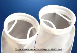 액상용 나일론 메쉬 백필터/필터백(Nylon Mesh Filter Bag)