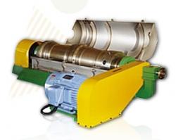 원심분리기 DSD Series / 연속필터시스템 / 산업용원심분리기