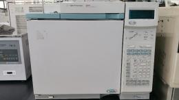 기체  크로마토그래피 GC 6890A