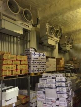 초저온 냉동창고, 참치창고 -50~-60 보관용