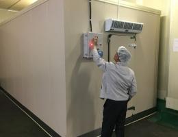 -60도 TS급속냉동, 냉동창고, 식품급냉창고, 순간냉동