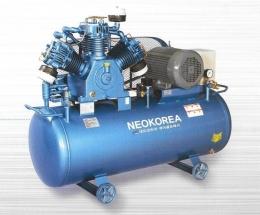 NKP-520, 20마력 에어콤프레샤, 피스톤콤프레샤