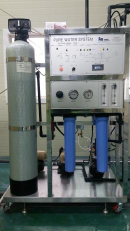 초순수제조장치,순수설비,DI,순수제조장치