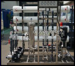 순수,초순수 제조 장치,상세정보 10톤 HR