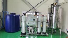 초순수제조장치