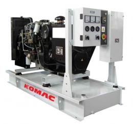 KOMAC 커민스 엔진 디젤 발전기 40kW(50kVA)