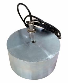 전자석 JL-20A-100H (D200×100H) [소형전자석/원형전자석/전기자석/전자석홀더/자석홀더/자석/마그네틱]