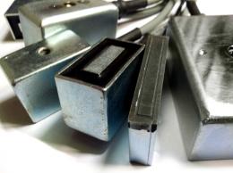 사각전자석 [소형전자석/전기자석/전자석홀더/자석홀더/자석/마그네틱/마그네트]