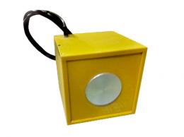 단극전자석(사각) JLES-04U [전자석/전자석홀더/전기자석/전자자석/자석/마그네틱/운반]