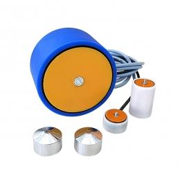 돌출가공 전자석 [돌출형전자석/전자석홀더/돌출가공/원형자석/단극전자석/원형단극전자석]