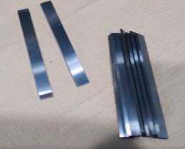 마스크제작용 칼날, 산업용칼날, 산업용나이프, 마스크기계 칼날