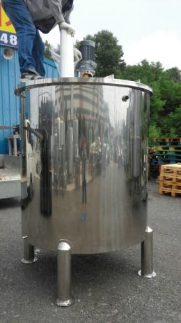 2톤교반탱크(신품)