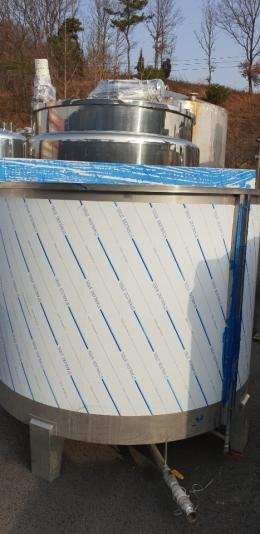2톤냉각 저장탱크